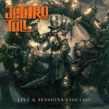 Jethro Tull: Live & Sessions 1968 - 1969, 2 CDs