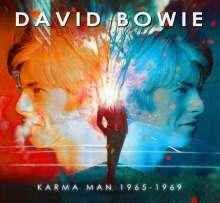 David Bowie (1947-2016): Karma Man, 2 CDs