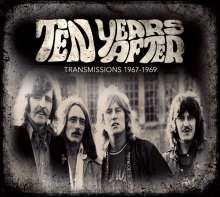 Ten Years After: Transmissions 1967 - 1969, 2 CDs
