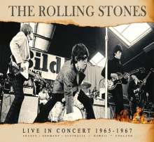 The Rolling Stones: Live In Concert 1965 - 1967, 2 CDs