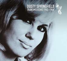 Dusty Springfield: Transmissions 1962 - 1968, 3 CDs