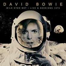 David Bowie (1947-2016): Wild Eyed Boy: Live & Sessions 1970, CD