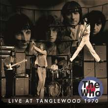 The Who: Live At Tanglewood 1970, 2 CDs