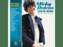 Micky Dolenz: Live In Japan (180g) (Limited Edition) (Splatter Vinyl), LP
