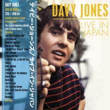 Davy Jones (The Monkees): Live In Japan, 3 CDs
