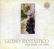 Rubens Bassini (1933-1985): Latino Fantastic, CD