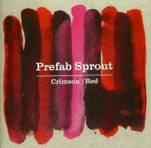 Prefab Sprout: Crimson/Red, CD