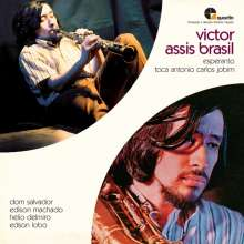 Victor Assis Brasil (geb. 1945): Esperanto / Toca Antonio Carlos Jobim, CD
