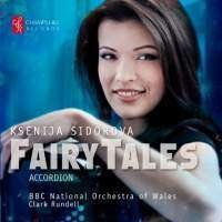 Ksenija Sidorova - Fairy Tales, CD