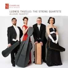 Ludwig Thuille (1861-1907): Streichquartette Nr.1 & 2, CD