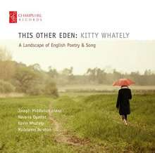Kitty Whately - This Other Eden (A Landscape of English Poetry & Song), CD