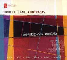 Robert Plane - Contrasts, CD