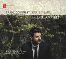 """Franz Schubert (1797-1828): Lieder """"Der Einsame"""", CD"""