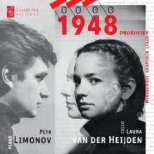 Laura van der Heijden & Petr Limonov - 1948, CD