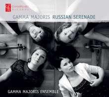 Gamma Majoris - Russian Serenade, CD