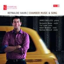 Reynaldo Hahn (1875-1947): Kammermusik & Lieder Vol.1, CD