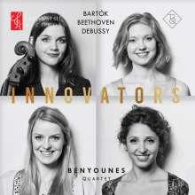Benyounes Quartet - Innovators, CD