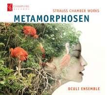 "Richard Strauss (1864-1949): Kammermusik ""Metamorphosen"", CD"