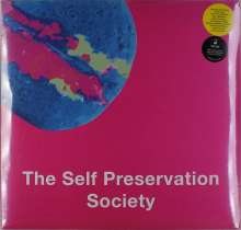 The Self Preservation Society, 3 LPs
