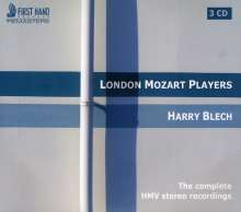 London Mozart Players - The complete HMV stereo recordings, 3 CDs
