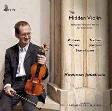 Vaughan Jones - The Hidden Violin, CD