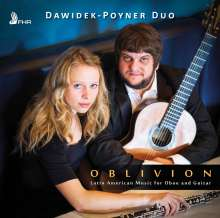 Dawidek-Poyner Duo - Oblivion, CD