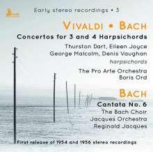 Johann Sebastian Bach (1685-1750): Konzert für 2 Cembali BWV 1064, CD