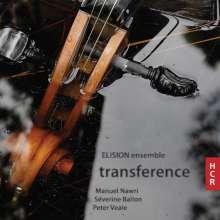 Elision Ensemble - Transference, CD