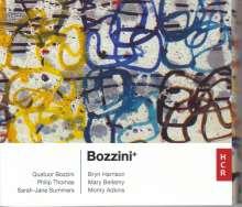 Quatuor Bozzini - Bozzini+, 2 CDs