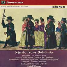 Music from Bohemia (180g), LP
