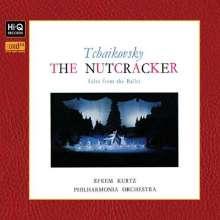 Peter Iljitsch Tschaikowsky (1840-1893): Der Nußknacker op.71, XRCD