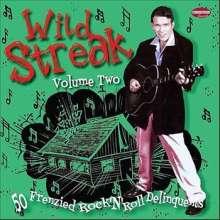 Wild Streak Volume Two, 2 CDs