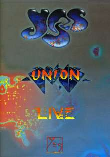 Yes: Union (Live), DVD