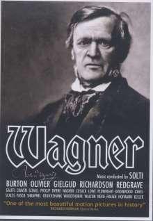 Wagner (1983) (UK Import mit deutschen Untertiteln), 3 DVDs