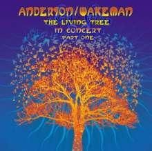Jon Anderson & Rick Wakeman: Living Tree - Live (Part 1), CD