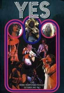 Yes: Live Hemel Hempstead Pavillion 1971, DVD