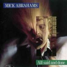 Mick Abrahams & Sharon Watson: All Said And Done, CD