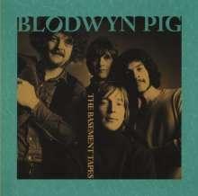 Blodwyn Pig: The Basement Tapes, CD