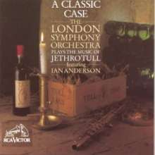 London Symphony Orchestra: A Classic Case: The London Symphony Orchestra Plays The Music Of Jethro Tull, CD