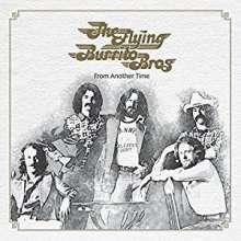 The Flying Burrito Brothers: From Another Time: Live 1976, CD