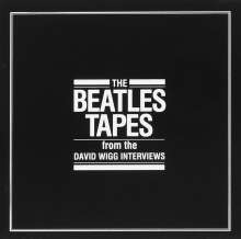 The Beatles: The Beatles Tapes from David Wigg Interviews, 2 CDs