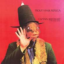 Captain Beefheart & The Magic Band: Trout Mask House Sessions 1969, CD