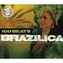 100 Beats-Brazilica, 4 CDs