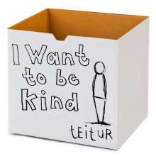 Teitur: I Want To Be Kind, CD