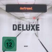 Moby: Destroyed (Limited Deluxe Edition), 3 CDs
