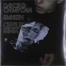 """Robyn: Dancing On My Own (Cassius Remix), Single 12"""""""