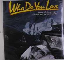 Robyn: Who Do You Love (Wolfgang Voigt New Romantic Remix) / Electric (Mad Professor High Voltage Dub), Single 12""