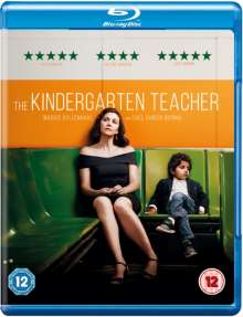The Kindergarten Teacher (2018) (Blu-ray) (UK Import), Blu-ray Disc