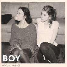 Boy (Valeska Steiner / Sonja Glass): Mutual Friends, LP