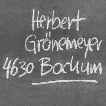 Herbert Grönemeyer: Bochum (remastered) (180g), LP